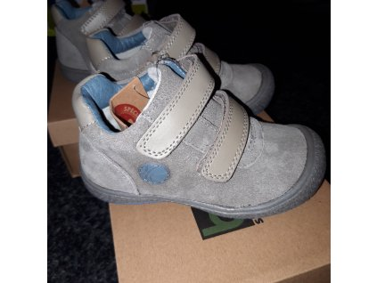 Bugga chlapecká obuv Bugga B00154-09 šedá