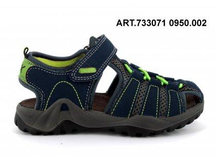 IMAC chlapecký trekový sandál Tuareg blue 731401
