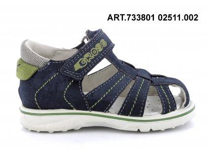 IMAC chlapecký sandál Mini blue 733801