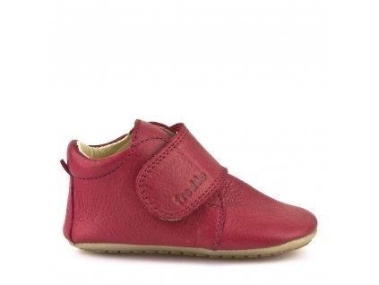 Froddo celoroční capáčky Prewalkers G1130005-6 Red