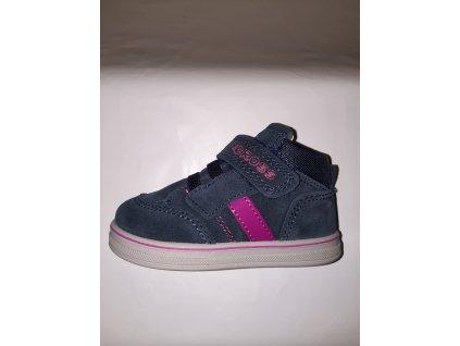 IMAC dívčí celoroční obuv AYGO blue/fuchsia