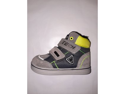 IMAC zimní obuv AYGO IMAC-TEX Grey/Yellow