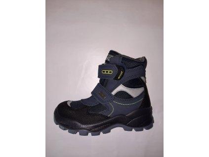 IMAC zimní obuv HUSKY IMAC-TEX Blue/Giallo