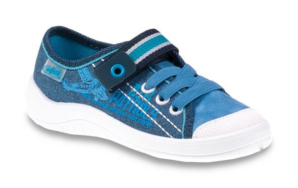 Befado plátěnky / školní obuv Velikost: 30
