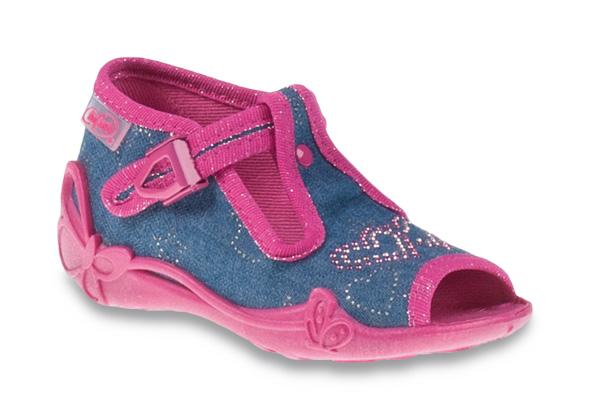 Befado domácí obuv Velikost: 22