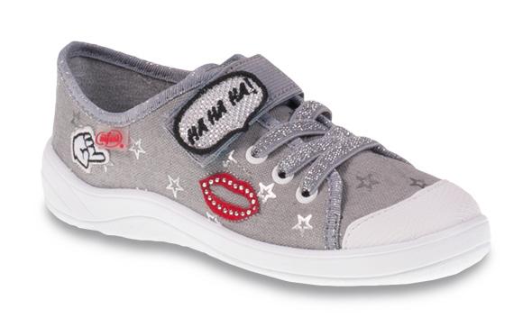 Befado plátěnky / školní obuv Velikost: 31
