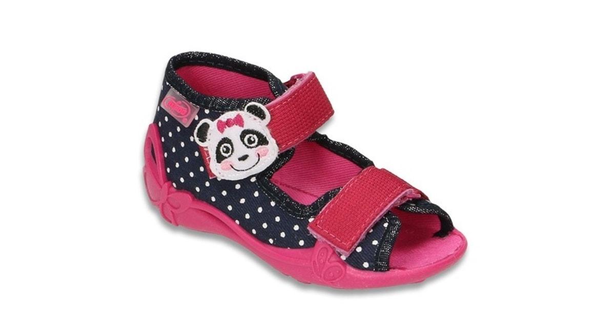 Befado domácí obuv Velikost: 23