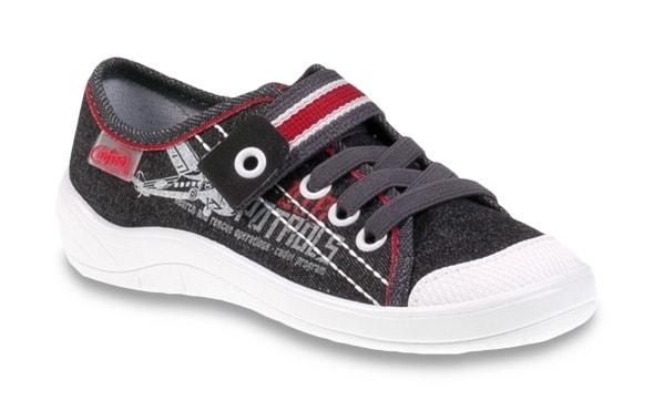 Befado plátěnky / školní obuv Velikost: 29