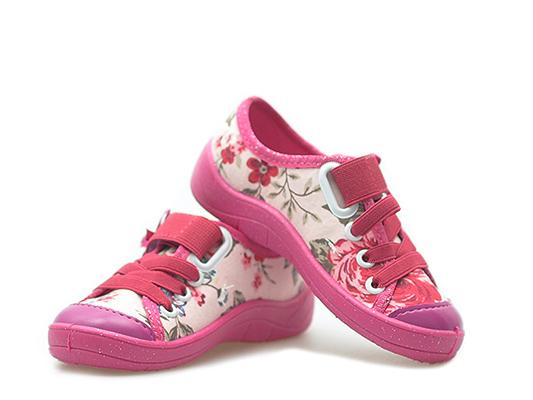 Befado plátěnky / školní obuv Velikost: 34