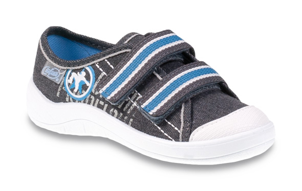 Befado plátěnky / školní obuv Velikost: 28
