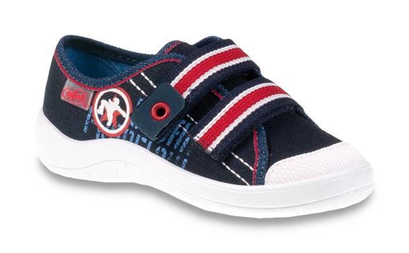 Befado plátěnky / školní obuv Velikost: 27