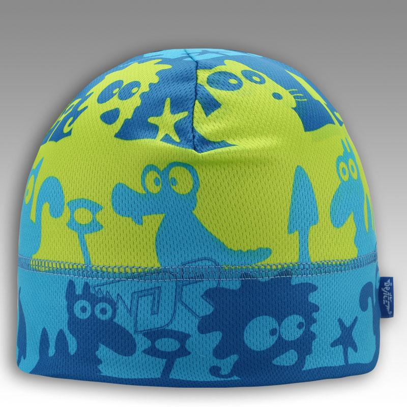 Čepice Dráče Bruno vzor 053 Barva: Sv.modrá, Velikost čepice: 48-50