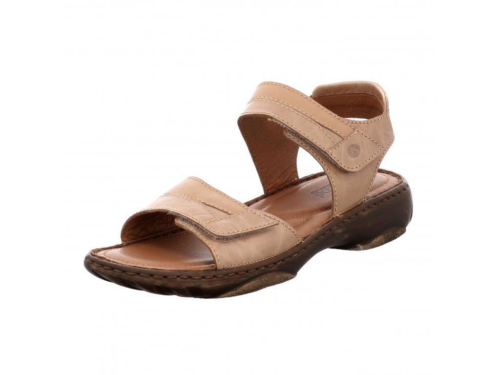Dámské sandále Josef Seibel artikl 76719 88 200 béžové