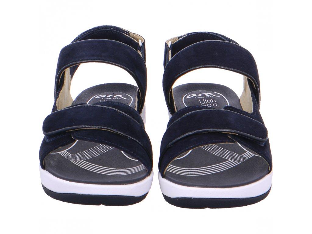 Dámské sandály ARA artikl 25934 72 modré