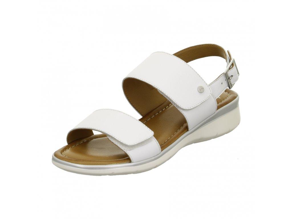 Dámské sandále ara artikl 23606 07 bílé
