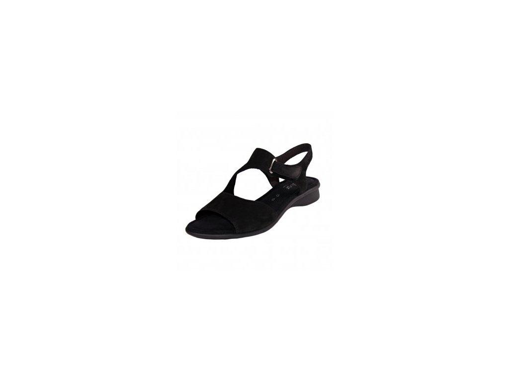 Dámské sandále Gabor artikl 66.063.47 černá