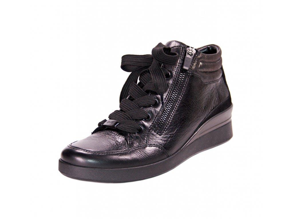 Dámská kotníková obuv ara artikl 43303 74 černé