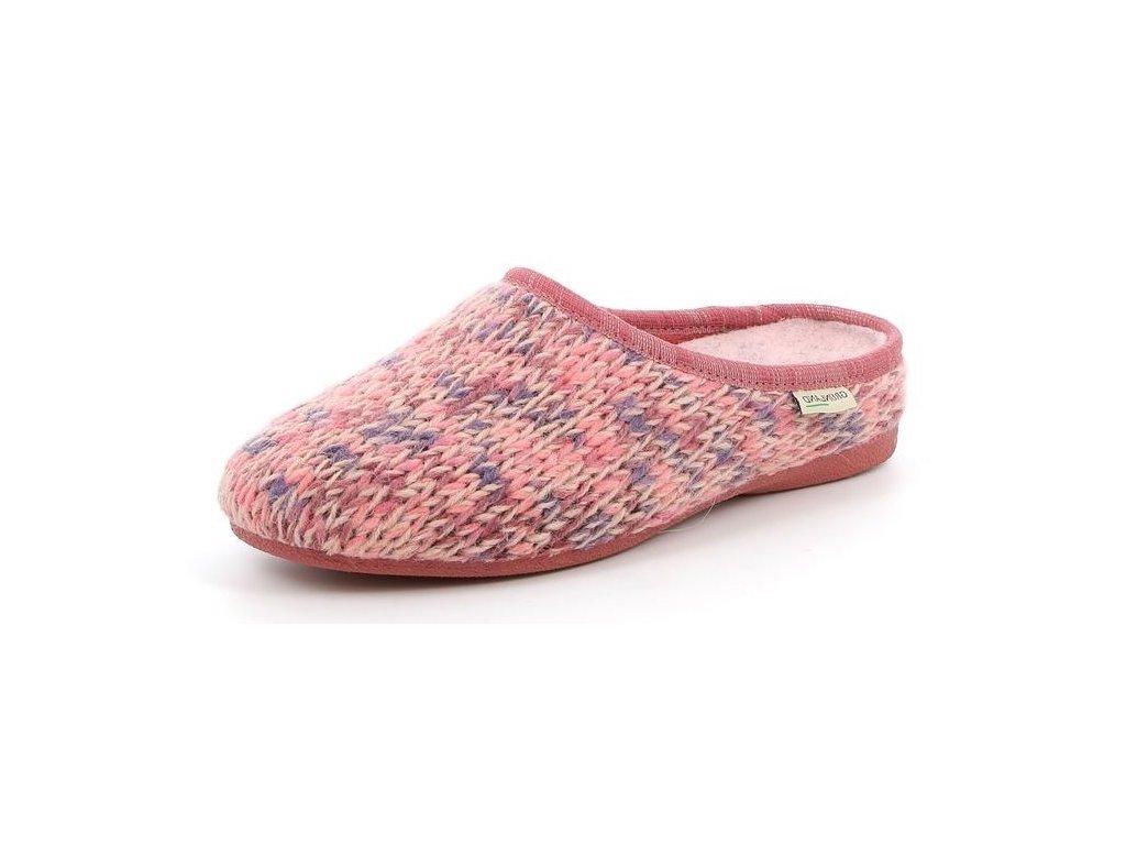 3294 adri ci2446 domaci pantofle damske ruzove grunland 1