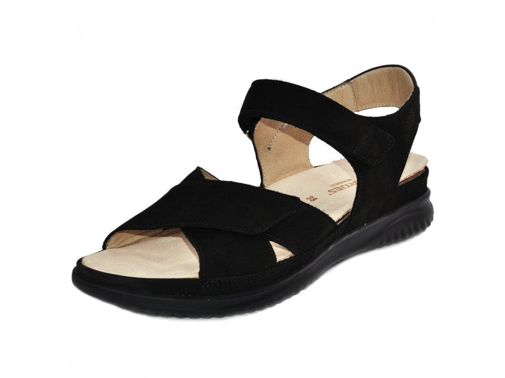 Dámské sandály  Hartjes artikl 111632 1/1 černé