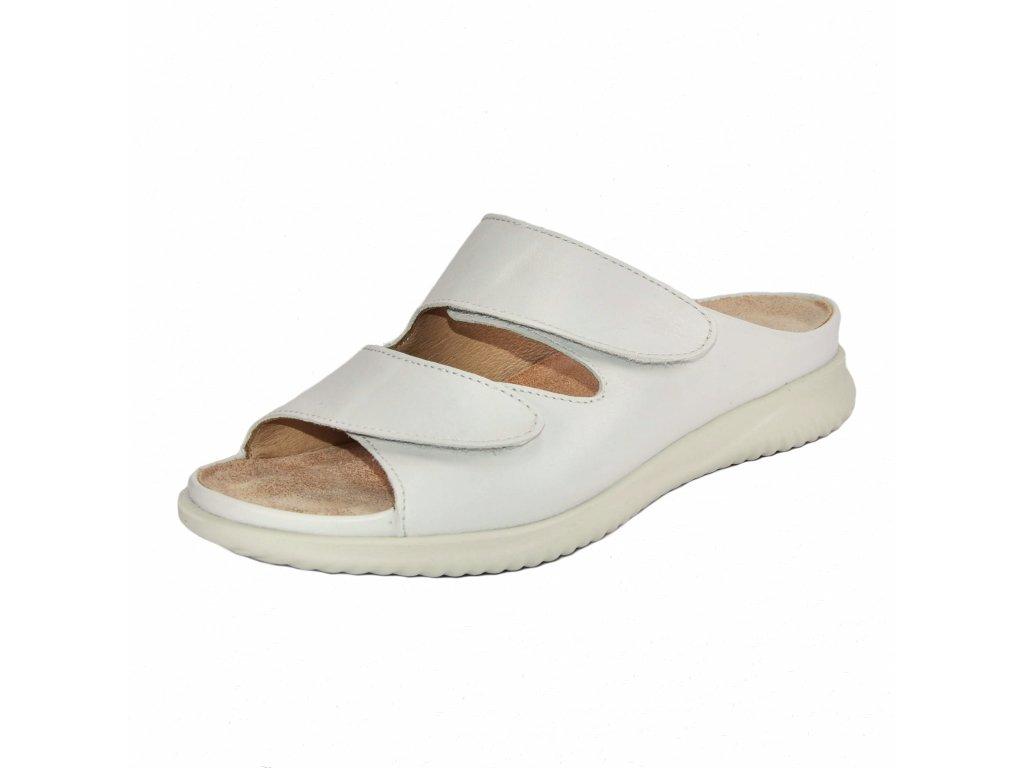 Dámské pantofle  Hartjes artikl 111422 17 ledověbílá