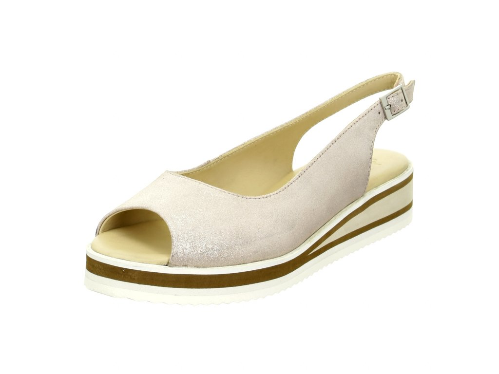 Dámské sandály ARA artikl 14740 08 růžové