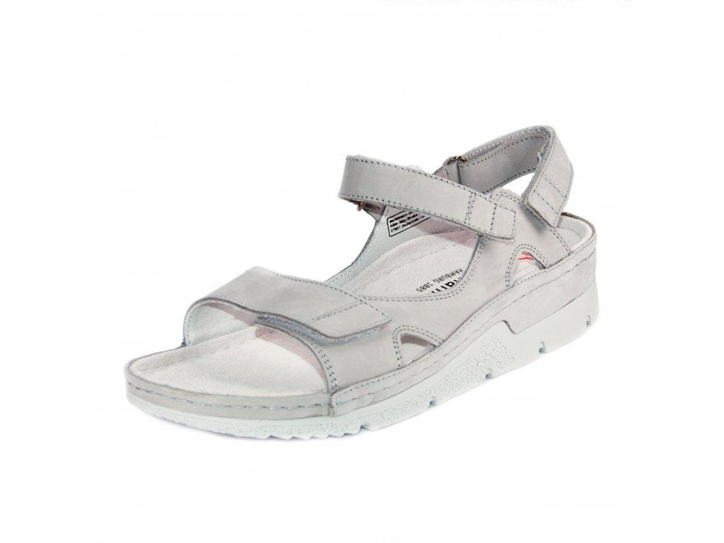 Dámské sandále Berkemann artikl 1158 980 šedé