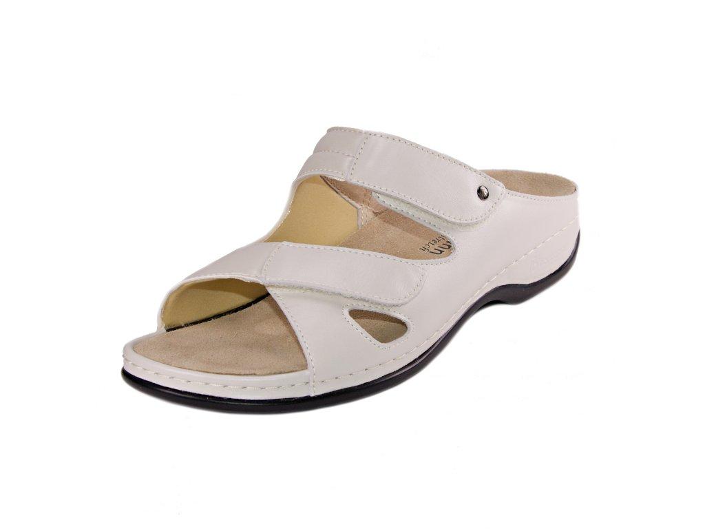 Dámské pantofle Berkemann artikl 01027 752 béžové