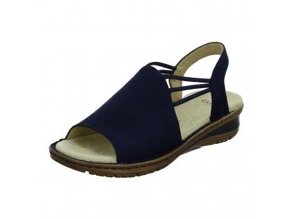 Dámské sandále ara artikl 27241 77 modré