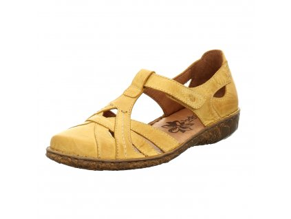 Dámské sandále Josef Seibel artikl 79529 95 800 žluté
