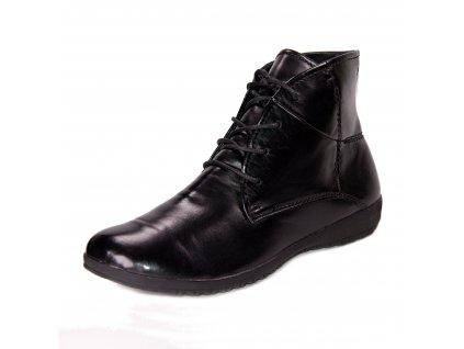 Dámská kotníková obuv Josef Seibel artikl 79724 VL971 100 černé