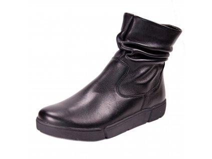 Dámská kotníková obuv ara artikl 14437 12 černá