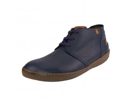 Pánská kotníková obuv EL NATURA LISTA artikl NF98 Ocean