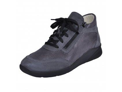 Dámská kotníková obuv Christian Dietz artikl 02237911 702583 šedá
