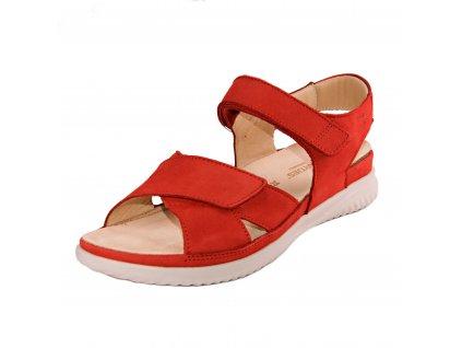 Dámské sandály  Hartjes artikl 111632 27/27 červené