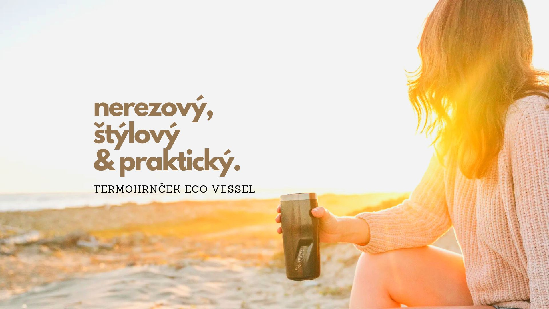 Termohrnček Eco Vessel