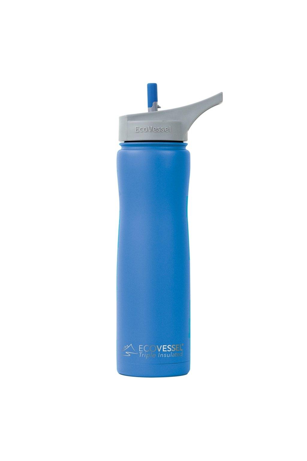 Termoska so slamkou Eco Vessel 700 ml