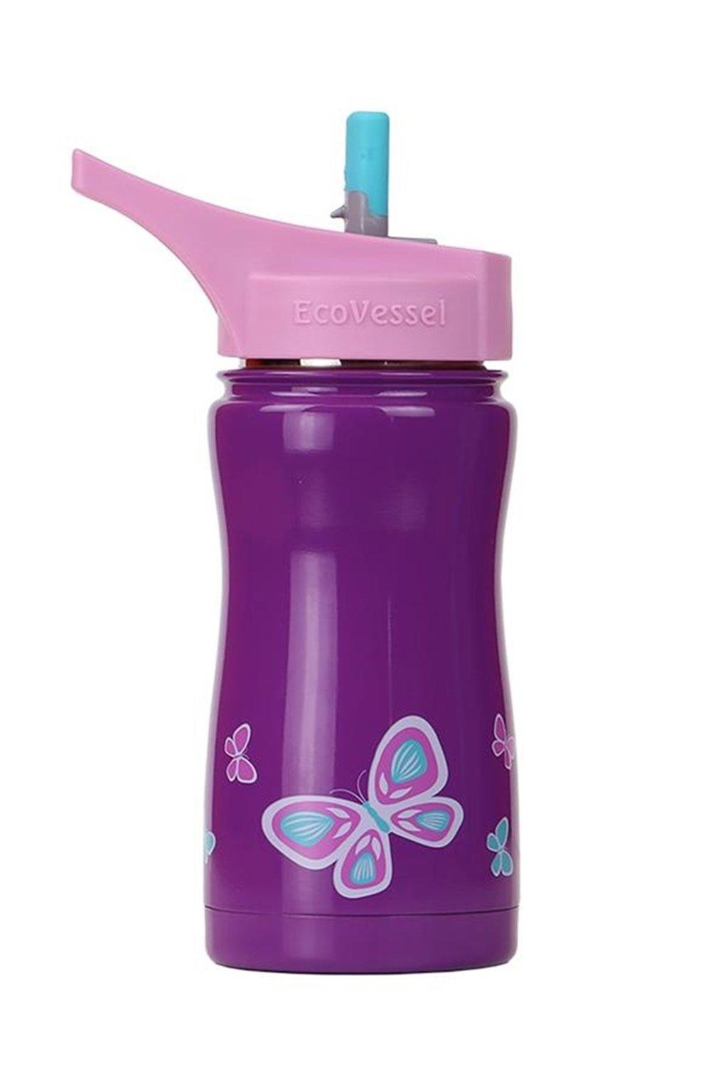 Detská fľaša Eco Vessel jednorožec 400ml