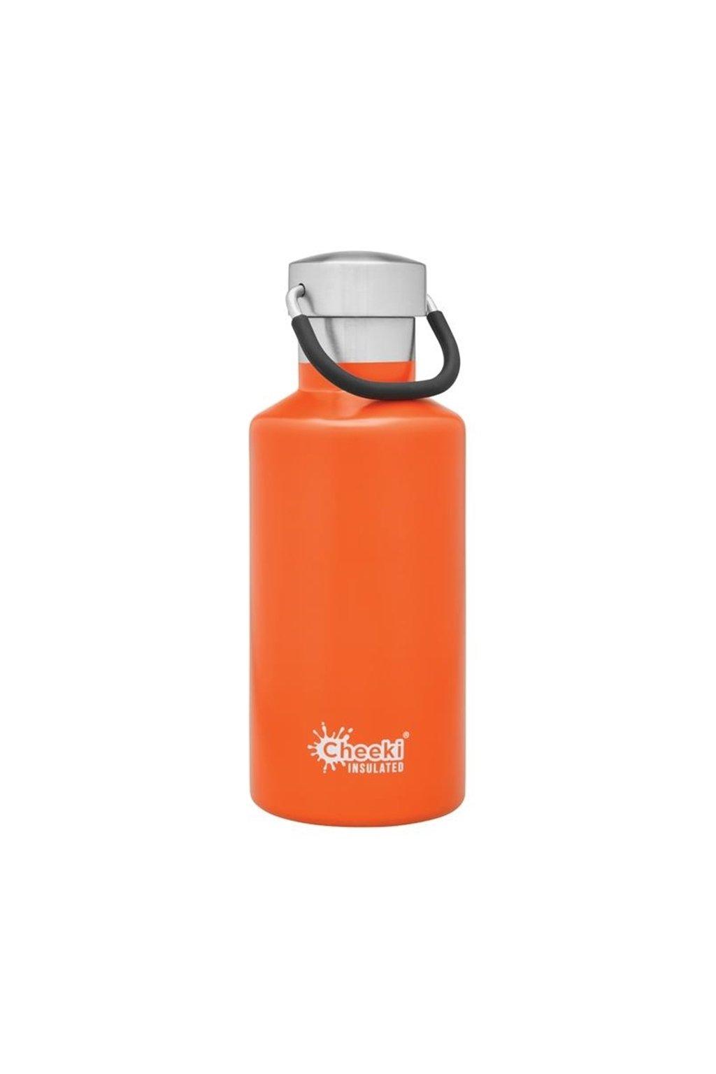 nerezova-termoflasa-cheeki-400-ml-classic-orange