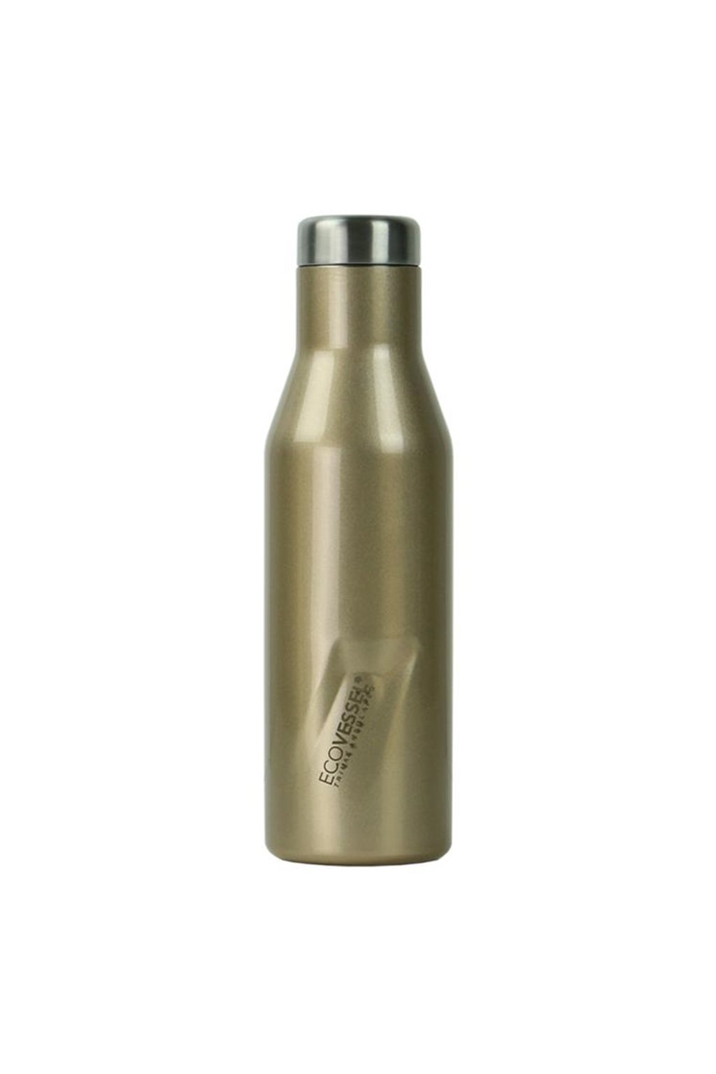Termo flasa Eco Vessel Aspen 470 ml zlata Gold