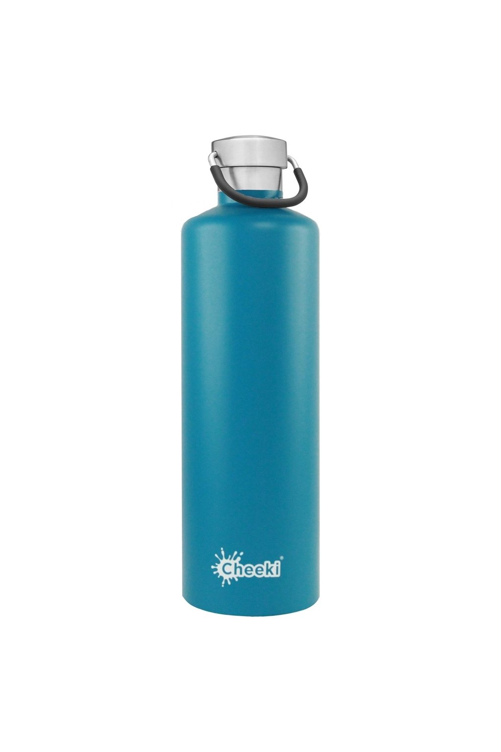 nerezova termoflasa Cheeki 1 liter topaz