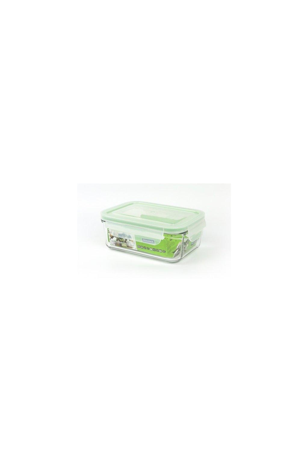Glasslock sklenena doza na jedlo 715 ml 1