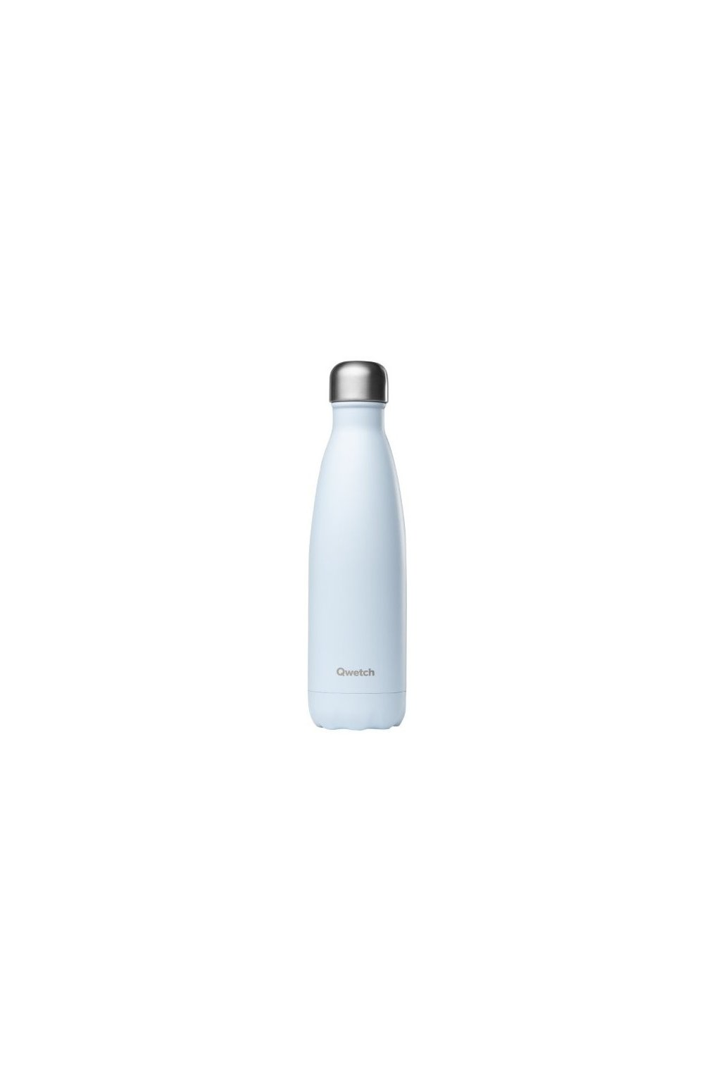 insulated stainless steel bottle pastel blue 500ml