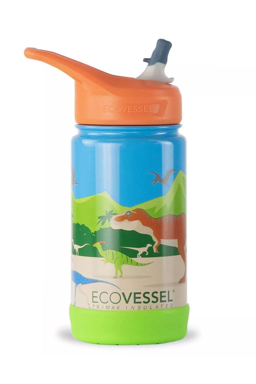 Termoska pre chlapcov Eco Vessel dinosaury