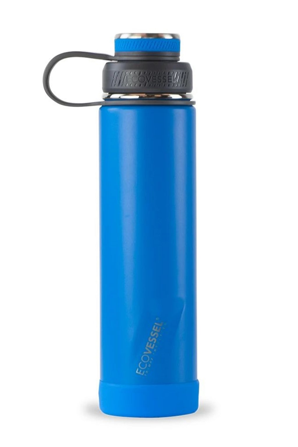 Termoska na vodu Eco Vessel Boulder 700 ml modra