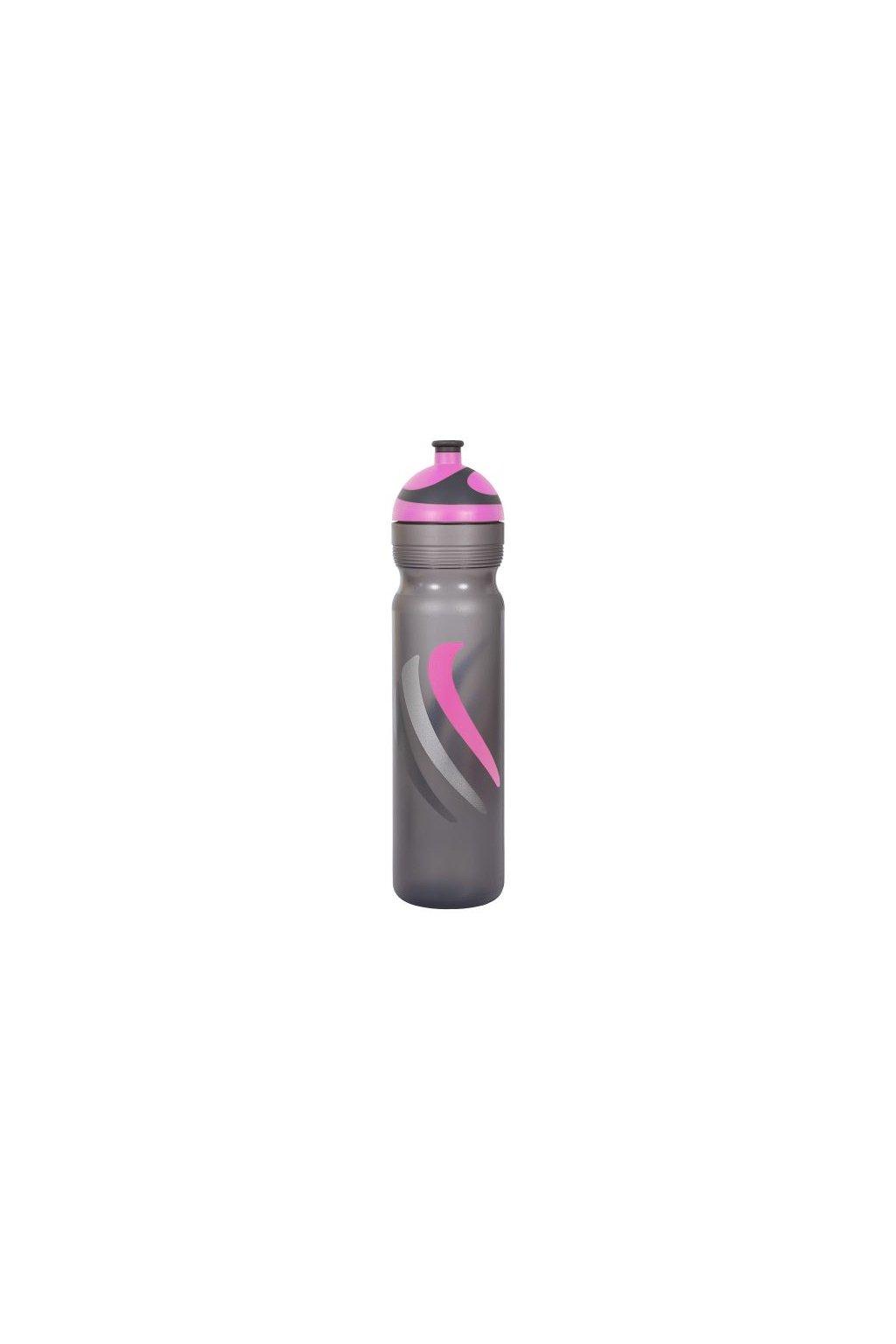 zdrava lahev bike 2k19 ruzova 1 0l