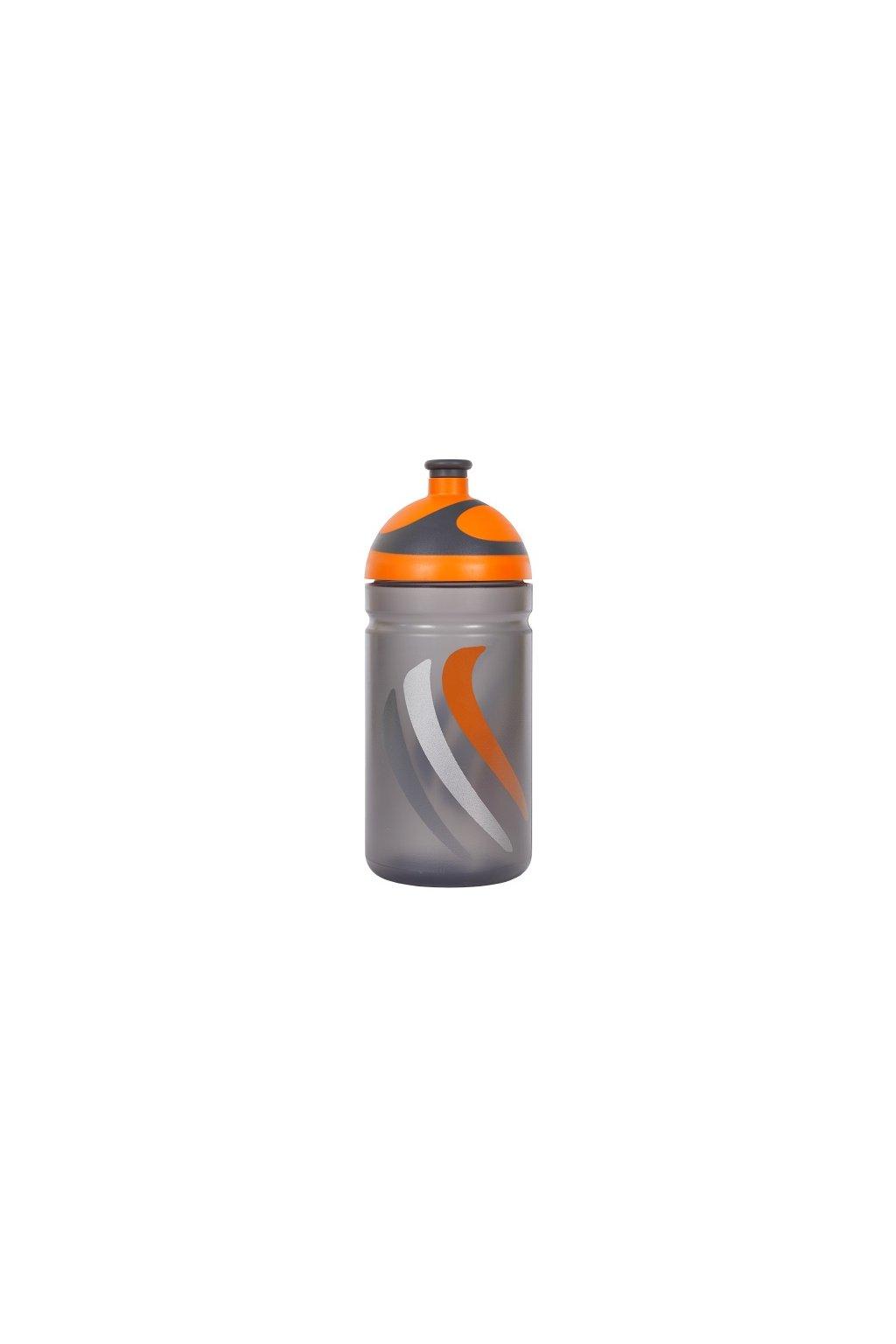 zdrava lahev bike 2k19 oranzova 0 5l