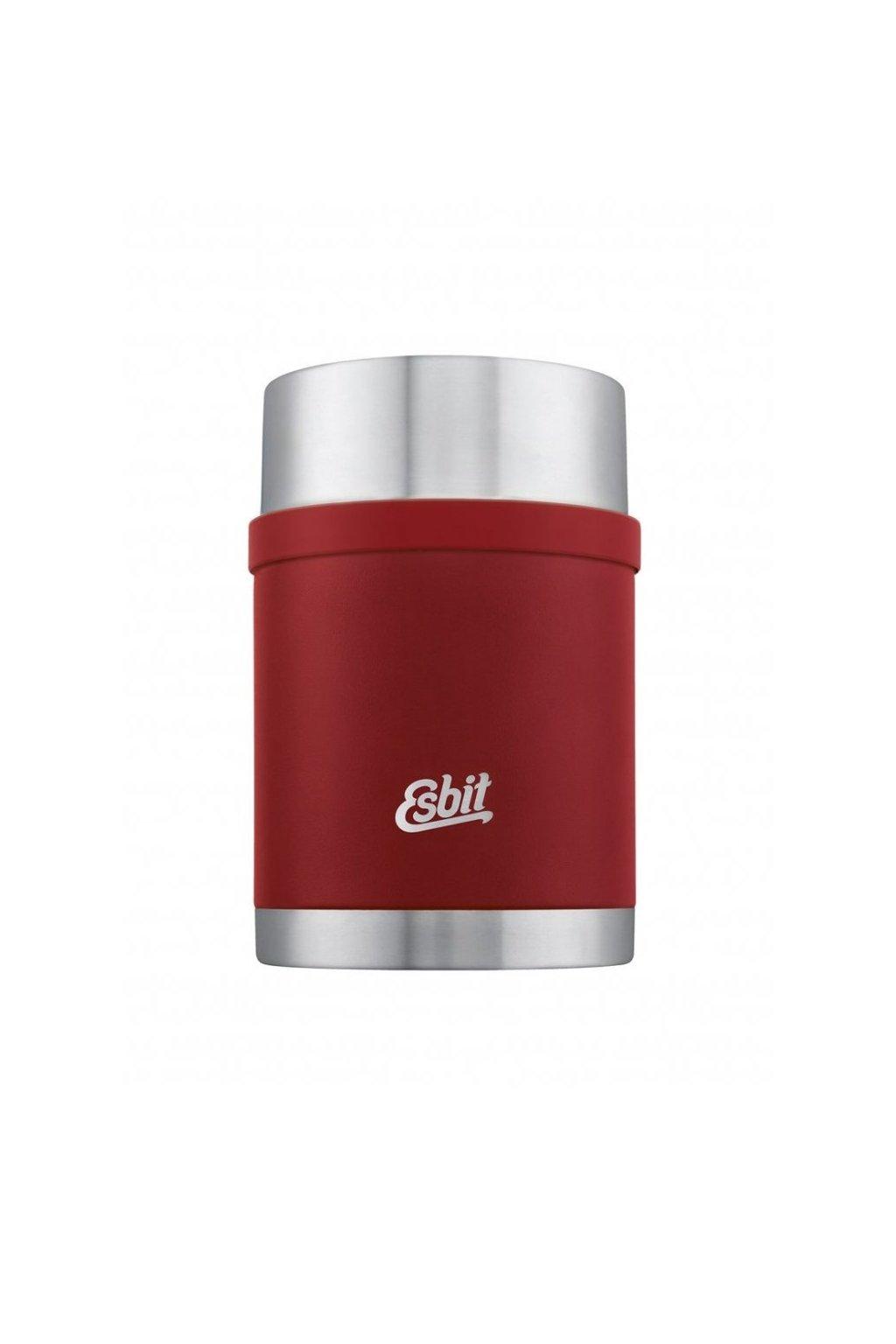Kvalitna termoska na jedlo Esbit 0,75 L cervena