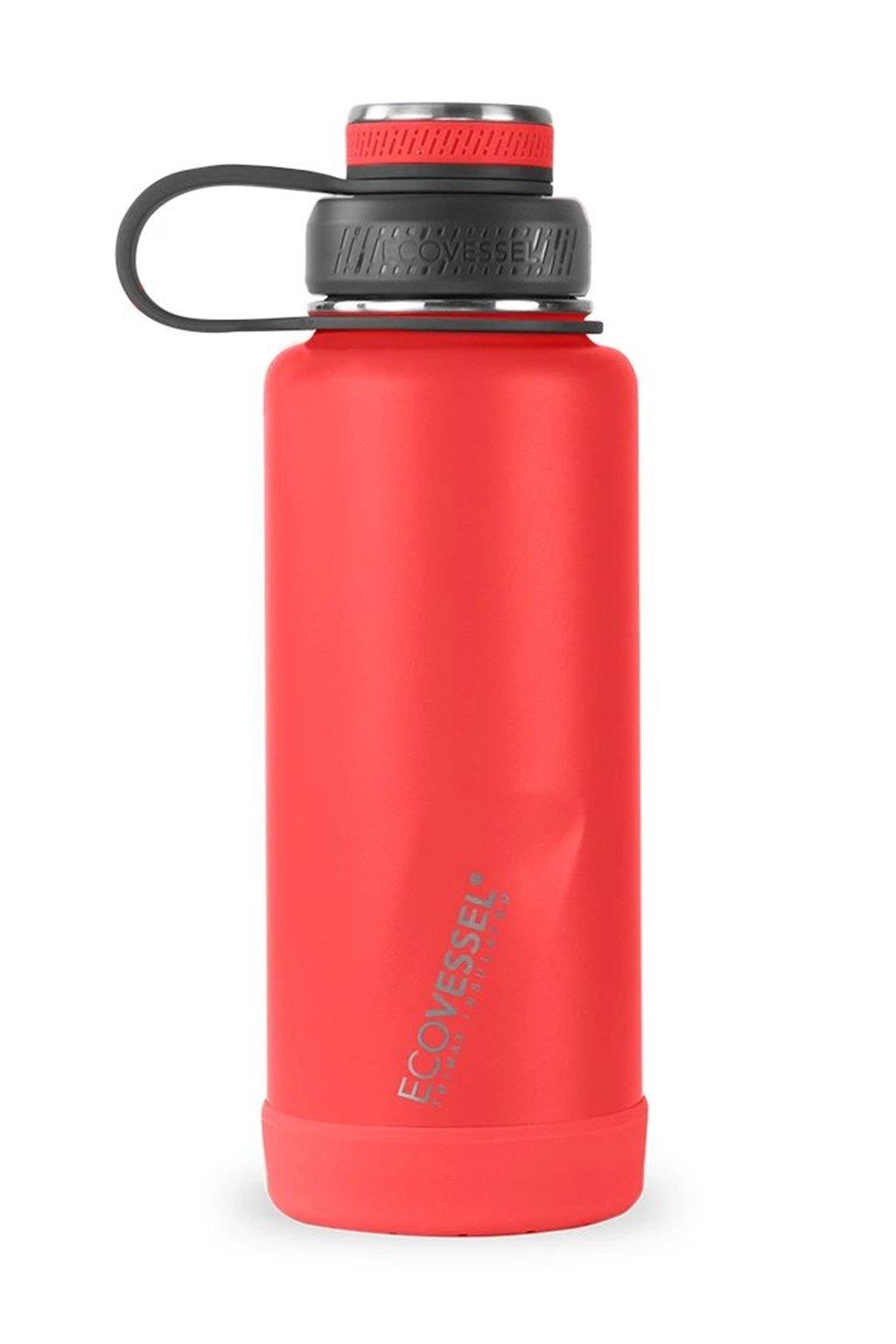 Termoska Eco Vessel 1 liter cervena