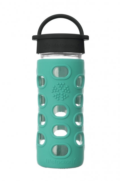 Detska eko flasa Lifefactory 350 ml Kale