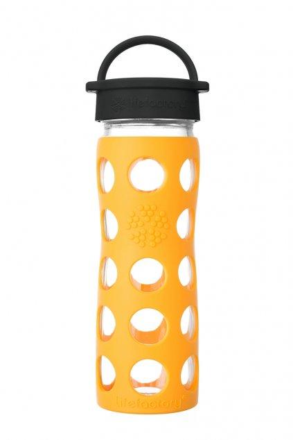 Eco flasa na vodu Lifefactory 475 ml Marigold